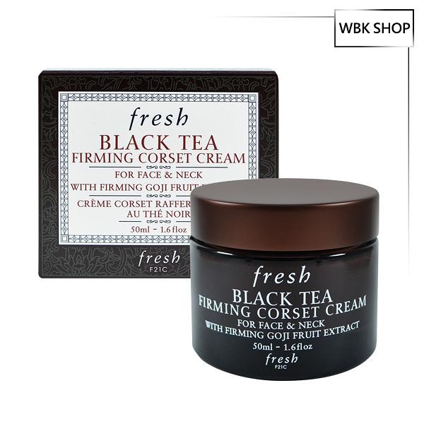 Fresh 紅茶緊緻塑顏面霜 50ml - WBK SHOP