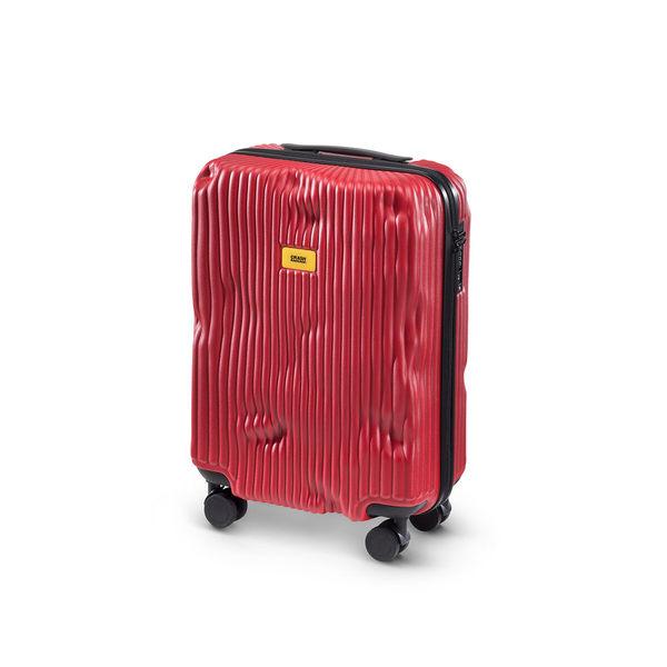 義大利 Crash Baggage Cabin with 4 Wheels, Stripe 前衛線條系列 衝擊 行李箱 / 登機箱 小尺寸 20 吋