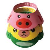 小孩洗髮帽/環保加厚兒童洗頭帽(1入)【小三美日】款式隨機