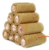 【吉嘉食品】草莓捲心餅(蛋素) 500公克,捲心酥 [#500]{5532}