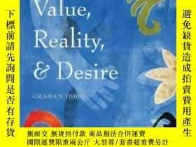 二手書博民逛書店Value,罕見Reality, And DesireY2551