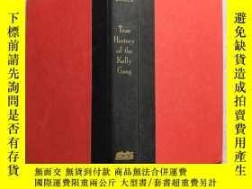 二手書博民逛書店True罕見History of the Kelly Gang