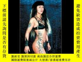 二手書博民逛書店Marked罕見for Life: A Gallery of Tattoo ArtY360448 Steve