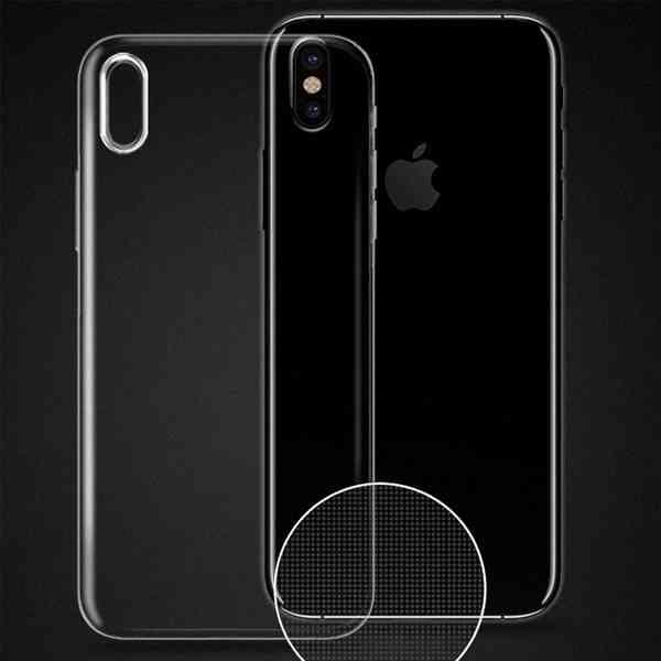 iPhone X 透明 手機殼 保護殼 保護套 手機套 清水套 鏡頭保護 i8 i7 Plus 『無名』 M10125