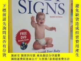 二手書博民逛書店Baby罕見Signs: How To Talk With Yo
