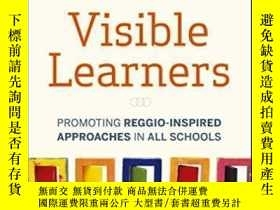 二手書博民逛書店Visible罕見Learners: Promoting Reggio-inspired Approaches I
