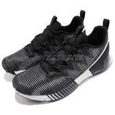 Reebok 慢跑鞋 Fusion Flexweave 黑 灰 全新科技針織鞋面 運動鞋 男鞋【PUMP306】 CN2424