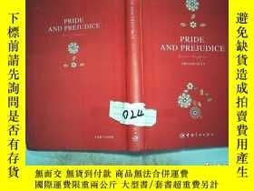 二手書博民逛書店PRIDE罕見AND PREJUDICE.Y198833