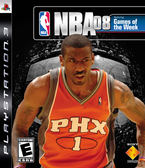 PS3 NBA 08 NBA 08(美版代購)