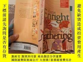 二手書博民逛書店Anne罕見Enright : The Gathering【36