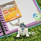 LEGO 樂高鑰匙圈 star wars 星際大戰 R2-D2 人偶鑰匙圈 鎖圈 吊飾 COCOS FG280