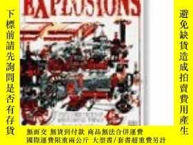 二手書博民逛書店Stephen罕見Biesty s Incredible Explosions-斯蒂芬·比斯蒂不可思議的爆炸Y