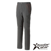 PolarStar 男 防潑水保暖多口袋褲 『棕』 P15421