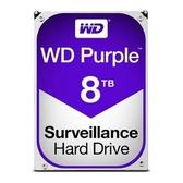 【搭機版】WD 威騰 紫標 8T 8TB 3.5吋 監控系統硬碟 (WD80PURX)