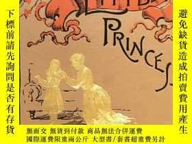 二手書博民逛書店A罕見Queer Little Princess《一個古怪的小公