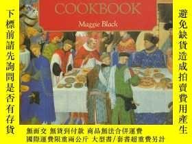 二手書博民逛書店the罕見medieval cookbook ( 中世紀的食譜)