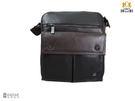 側背包 NINO1881 紳士必備 直立式 可斜背/側背/肩背 真皮牛皮質感 側背包 NI35-12318S
