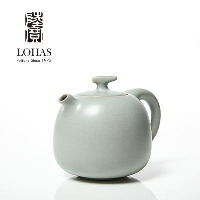 【 陸寶LOHAS】汝窯藏器 圓珠壺/錦珠壺