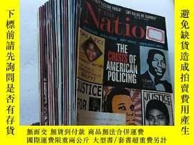 二手書博民逛書店THE罕見Nation 2014年 41本合售 不重複【館藏】1