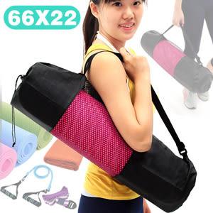 瑜珈網袋(直徑14CM)瑜珈袋瑜珈背袋.瑜珈包包瑜珈背包.瑜珈墊瑜珈柱滾輪棒專用束口袋束袋