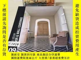 二手書博民逛書店HOME罕見DECOR FLOOR & WALL COVERINGS 09Y407156