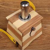 艾灸罐艾灸盒隨身灸木制家用去濕氣熏艾草儀器艾條溫灸器艾盒家庭式【情人節禮物限時八折】