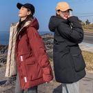 棉衣外套 反季2019新款工裝棉服女韓版寬松外套學生潮面包服棉襖
