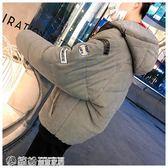 棉衣 冬季外套面包服男士加厚棉衣棉襖棉服學生情侶短款原宿風韓版INS「繽紛創意家居」