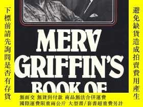 二手書博民逛書店From罕見Where I Sit: Merv Griffin