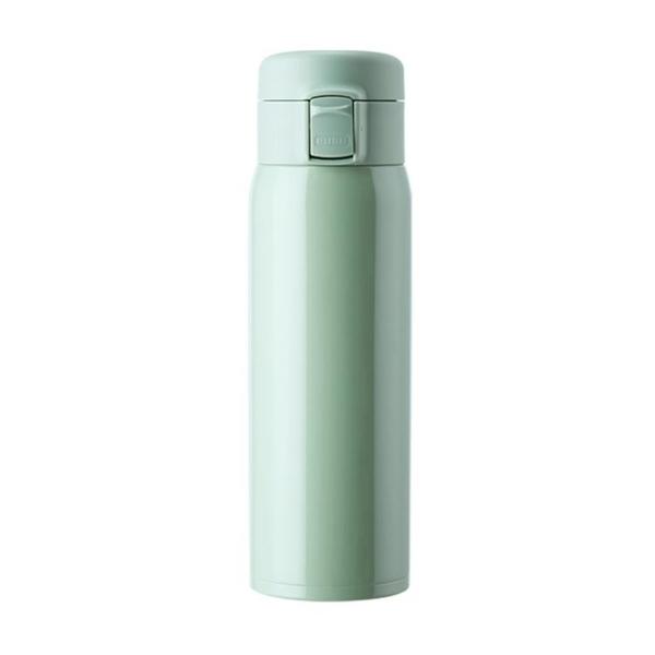 雙層不銹鋼真空保溫杯370ml/500ml便攜馬卡龍色 美好生活