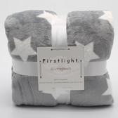 毛毯床單人鋪床加絨冬季學生宿舍星星絨面辦公室午睡珊瑚法蘭絨毯第一個