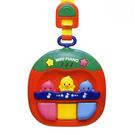 【奇買親子購物網】樂雅Toy Royal 汽座推車玩具-迷你3鍵8首琴