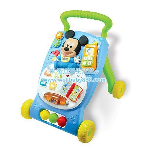 Disney 迪士尼-寶寶學習車[衛立兒生活館]