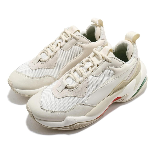 Puma 休閒鞋 Thunder Spectra 米白