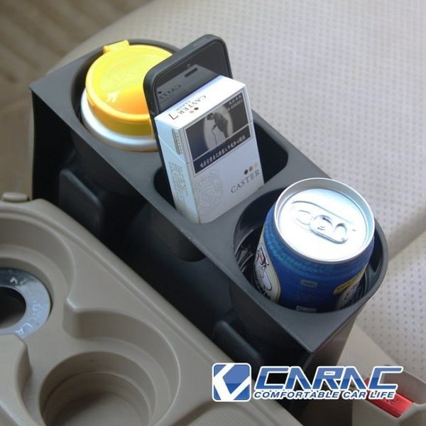 【CARAC】車內縫隙置物杯架