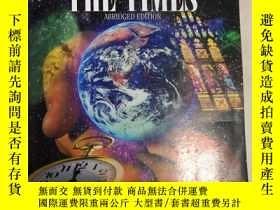 二手書博民逛書店UNDER罕見STANDING THE TIMESY377978 出版2001