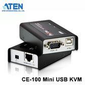 ATEN CE-100 Mini USB KVM切換器