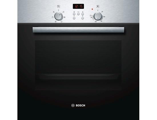 【甄禾家電】BOSCH 博世 2系列 HBN531E0K 嵌入式烤箱 經典銀 滿2萬送 dayday不鏽鋼垃圾桶一個 價值1400