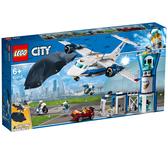 LEGO樂高 城市系列 60210 航警航空基地 積木 玩具