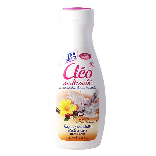 Cleo 夢幻香氛泡泡沐浴乳-香草與榛果 650ml