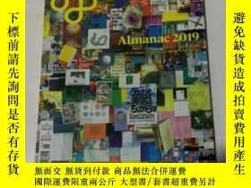 二手書博民逛書店artasiapacific罕見英文雜誌 藝術雜誌 2019年ALMANAC ( :大4)Y343790