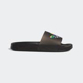 Adidas Adilette Lite Pride [FY9017] 男女鞋 拖鞋 涼鞋 柔軟 避震 簡約 運動 愛迪達 黑白