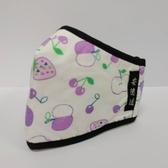 PYX 安德適 H康盾級兒童口罩S - 紫色水果