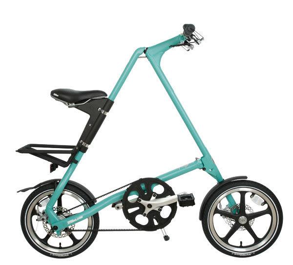 Strida 速立達 Strida速立達摺疊車LT版/城市綠洲(單車.腳踏車.摺疊自行車.小折疊車.小摺疊車)