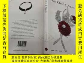 二手書博民逛書店Van罕見cleef arpels(梵克雅寶珠寶品牌)外文版Y2