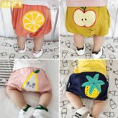 寶寶短褲夏女0一1歲薄 尿布褲 4色可選~