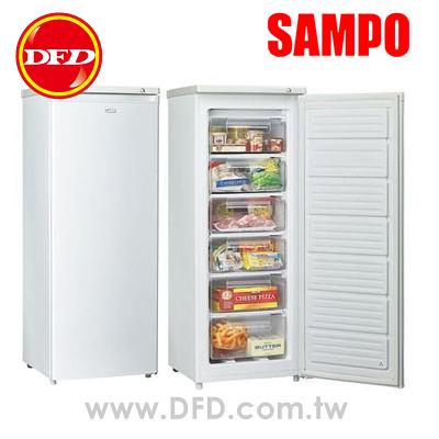 SAMPO 聲寶 SRF-180S 冷凍櫃 公司貨 ※運費另計(需加購)