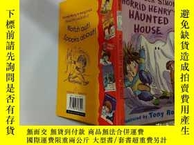 二手書博民逛書店Horrid罕見Henry s Haunted House:可怕的亨利鬼屋Y200392