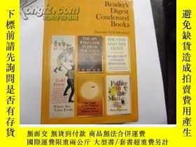 二手書博民逛書店Reader s罕見digest condensed books