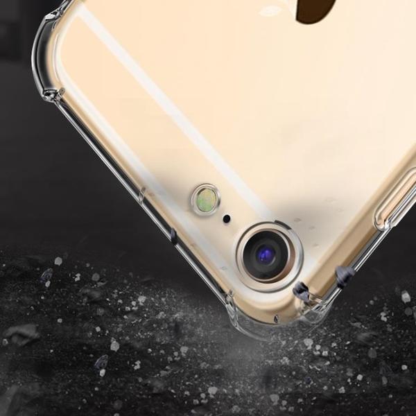 蘋果6splus手機殼6/6s/7/8/plus透明硅膠iPhone6保護套11防摔12全